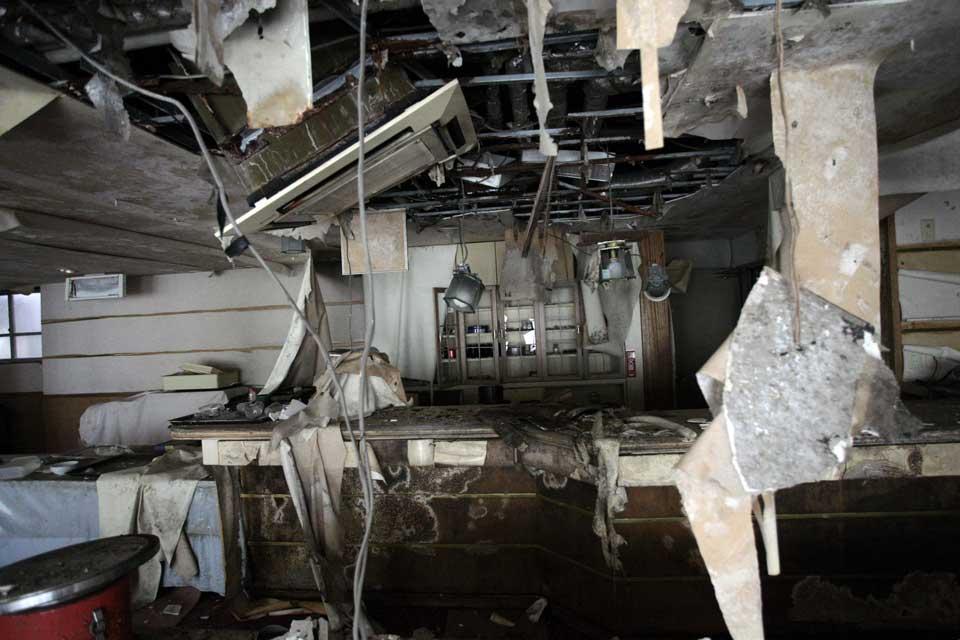 The Abandoned hotels of Japan's Abandoned hotels of Kinugawa Onsen