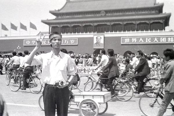 David Chen Photos of Tinanmen Suqare