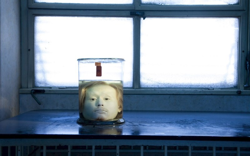 Seriel Killer Diogo Alves' Pickled Head is on Display at the University of Lisbon