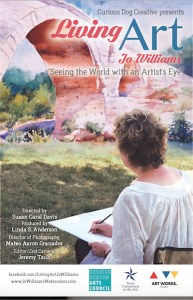 Living Art: Jo Williams