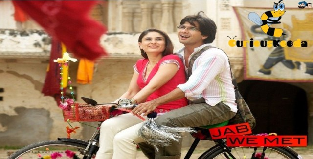 Curiosukeeda - Travel Movies - Jab We Met