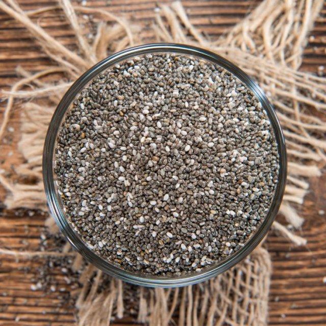 Curiouskeeda - Super Foods - Chia Seeds