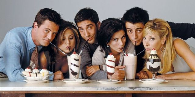 Curiouskeeda - 90s show- Friends