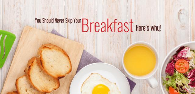 Curiouskeeda - Arm Fat - Breakfast