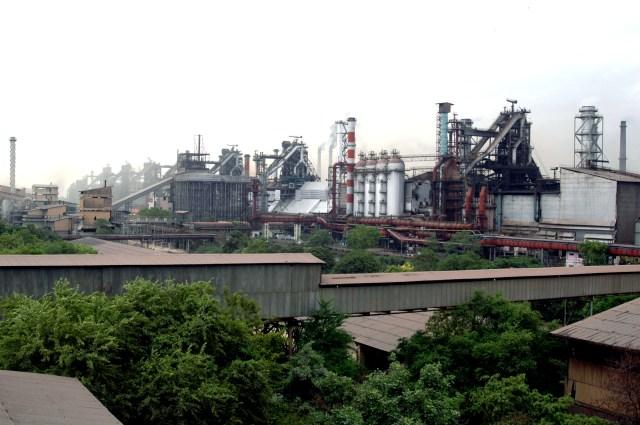 Curiouskeeda - Bhilai Steel Plant