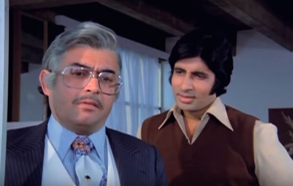 Curiouskeeda - Big B - Trishul