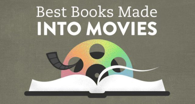 Curiouskeeda - Books vs Movies - Books to movies