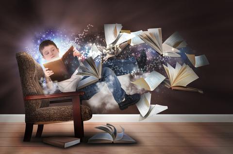 Curiouskeeda - Books vs Movies - Imagination