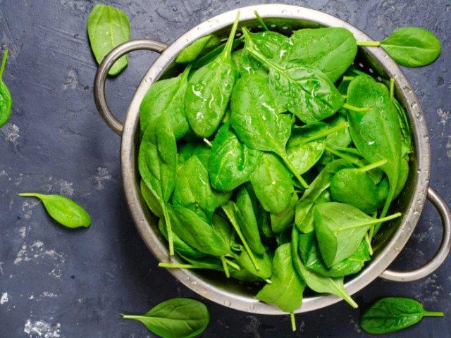 CuriousKeeda - High Protein - Spinach