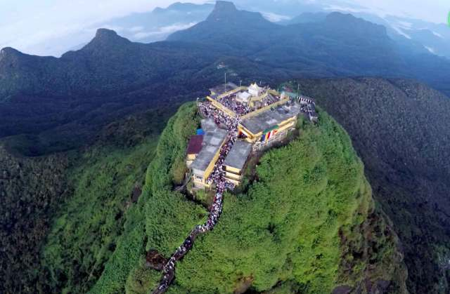 CuriousKeeda - Travel Guide - Adam's Peak (Sri Lanka)