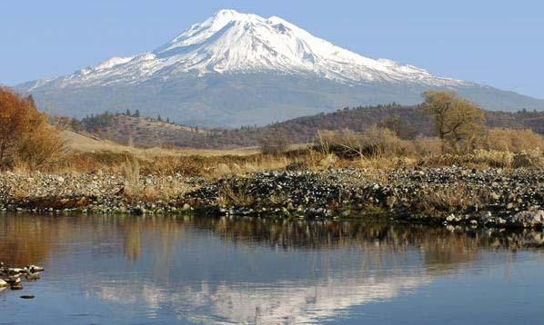 CuriousKeeda - Travel Guide - Mount Shasta
