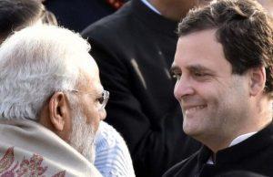 CuriousKeeda - Narendra Modi Wishes Rahul Gandhi On His Birthday - Featured Image