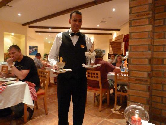 restaurant manners
