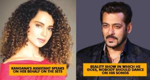 tantrums by bollywood stars