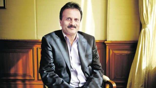 Cafe Coffee Day Founder Missing