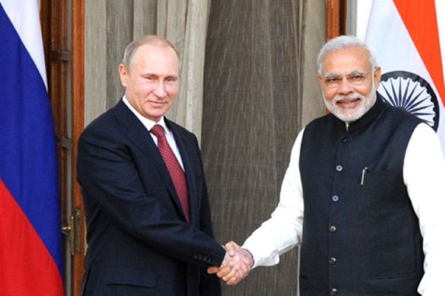 Russia and India