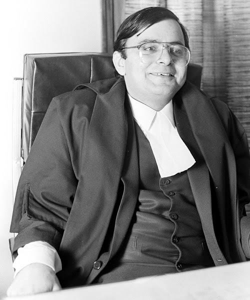 CuriousKeeda - Arun Jaitley - Lawyer