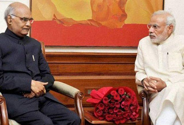 CuriousKeeda - Independence Day - Narendra Modi and Ram Nath Kovind