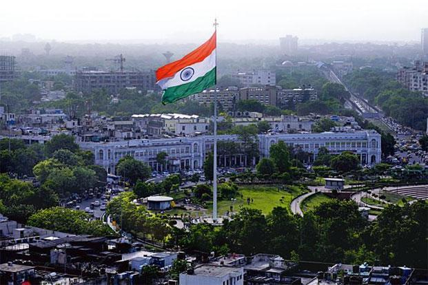 Delhi Connaught place view
