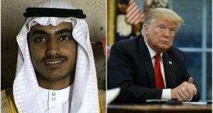 hamza bin laden and Donald trump