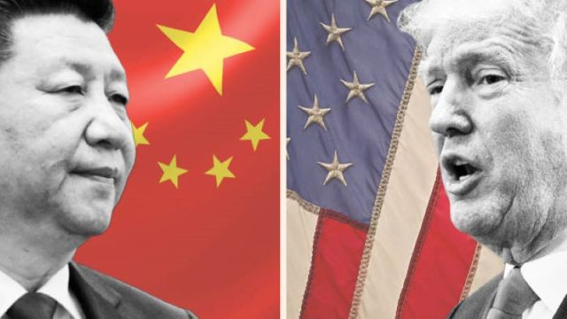 China and U.S tariff war