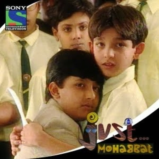 just mohabbat 90's indian tv show