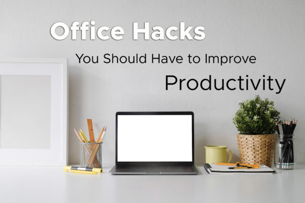 easy office hacks