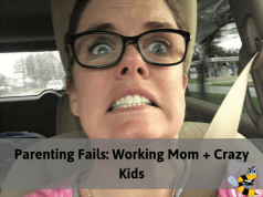 Working Mom Fails