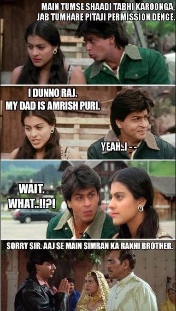Family Bollywood Memes