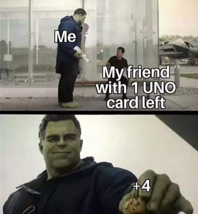 Uno Memes