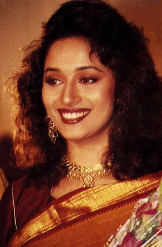 Young Madhuri Dixit bollywood star