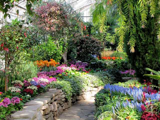 Allan garden of Toronto