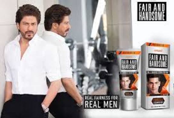 fair and lovely fake ad