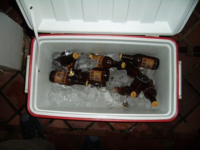 ice cooler life hack