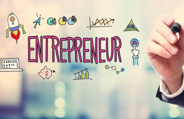 entrepreneur for being a billionaire