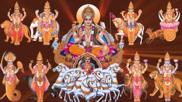 Navagrahas Gods
