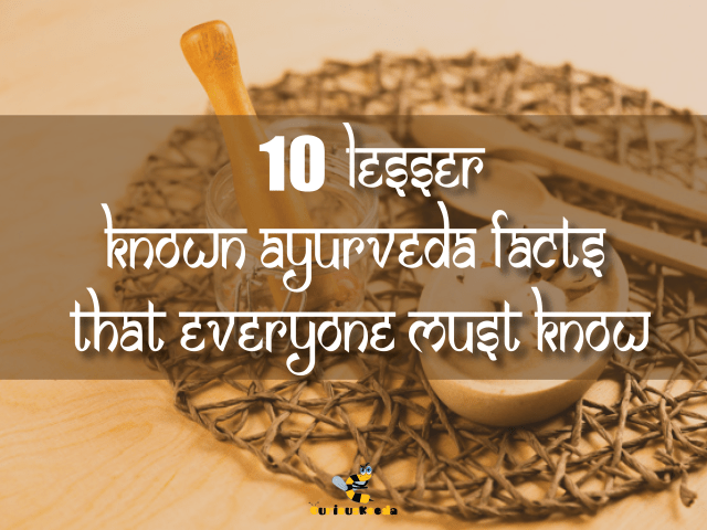 ayurvedic facts