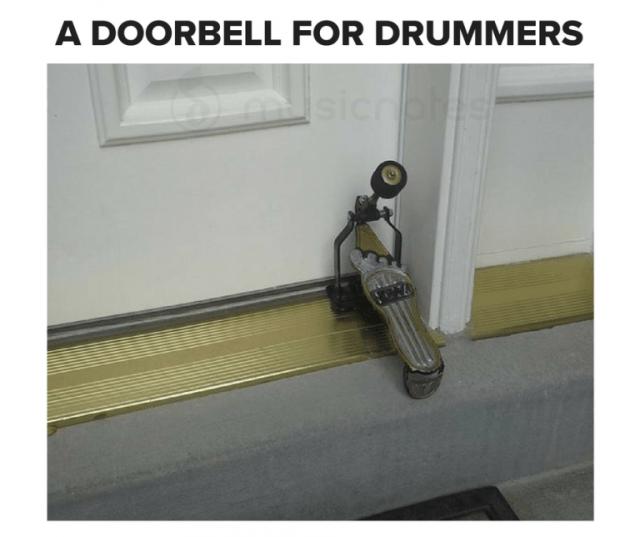 drummer meme