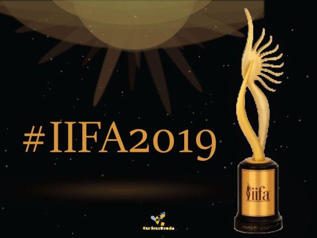 IIFA Awards banner