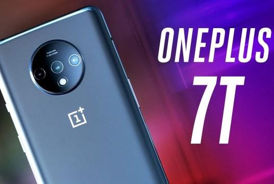 OnePlus 7T hd photo