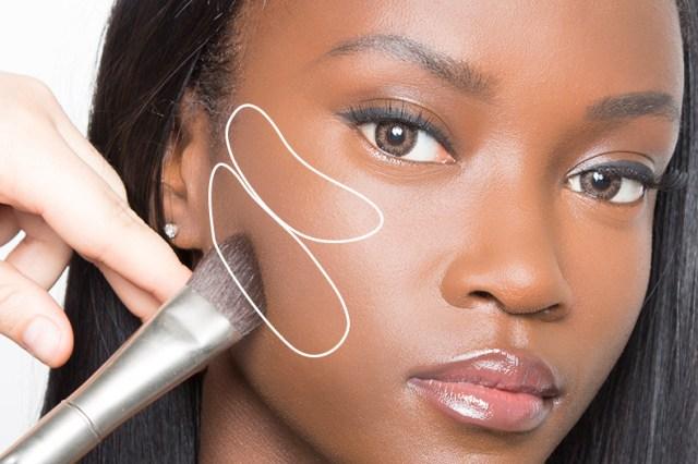 foundation for Dark skin