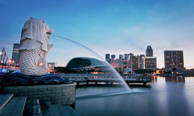 Merlion- Singapore