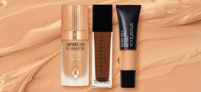 different types of foundation