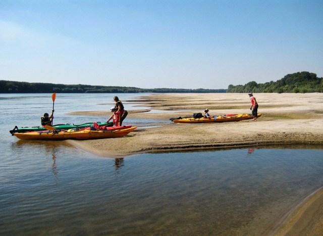 European Cities - Kayak the Danube