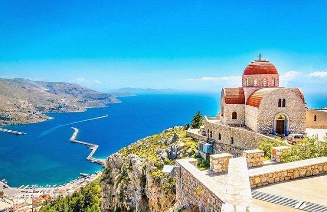 Greece Exotic Island