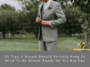 Things to keep in mind for groom