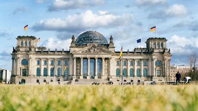 European Cities - Reichstag
