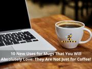 Mug uses other than coffee