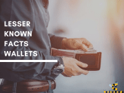 Unknown facts about wallets