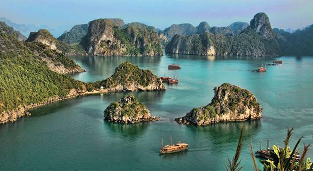halong - vietnam